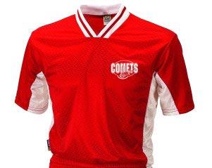 Soccer Uniform Front