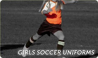 Girls Soccer Uniforms