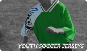 Youth Soccer Jerseys