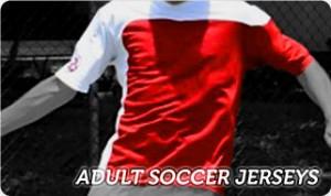 Adult Soccer Jerseys