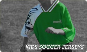 Boys Soccer Uniforms