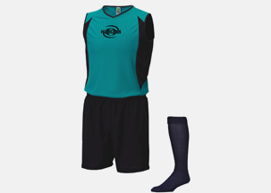 Soccer Uniform Front