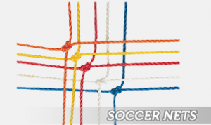 Replacement soccer nets